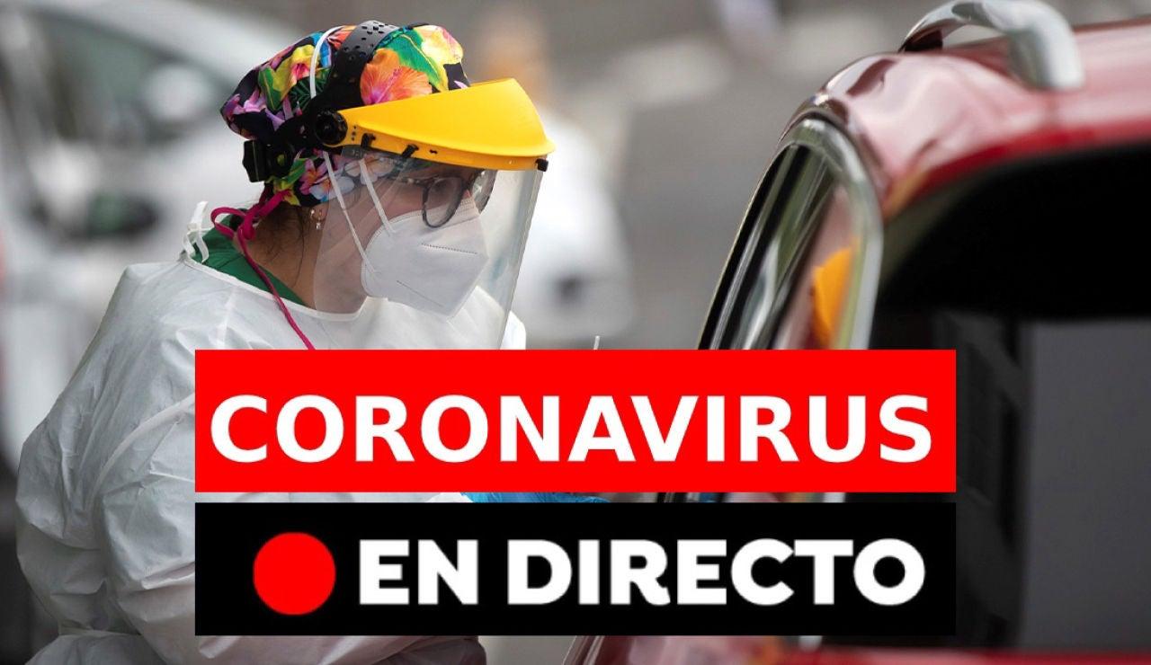 Coronavirus España: Últimas noticias, rebrotes y contagios del martes 1 de septiembre, en directo