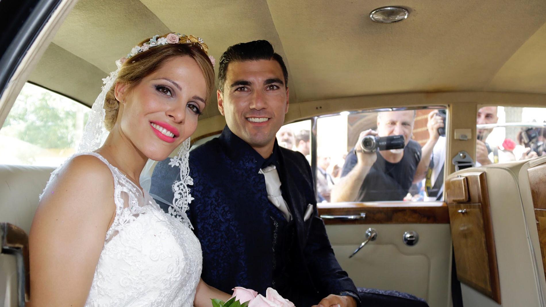 Antonio Reyes y Noelia López