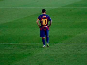 El Manchester City ya estaría trabajando en la presentación de Leo Messi
