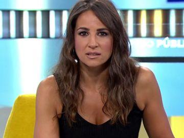 Lorena García, nueva co-presentadora de 'Espejo Público'