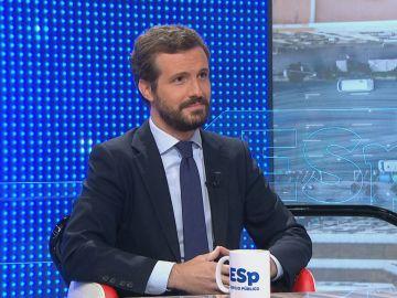 """Pablo Casado, en cuanto a la labor del PP: """"No pueden pretender pedir a la oposición lo que no tienen en el Gobierno"""""""