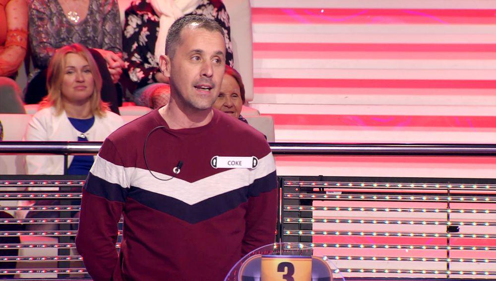 Un fan de Alejandro Sanz se arranca a cantar uno de sus primeros éxitos en '¡Ahora caigo!'