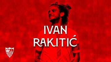 El Sevilla hace oficial la vuelta de Ivan Rakitic hasta 2022 procedente del Barcelona