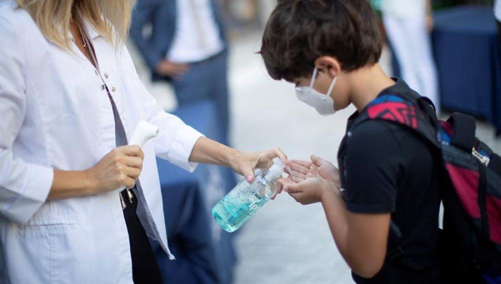 La vuelta al cole más cara, ¿cuánto nos va costar con las medidas anti-coronavirus?