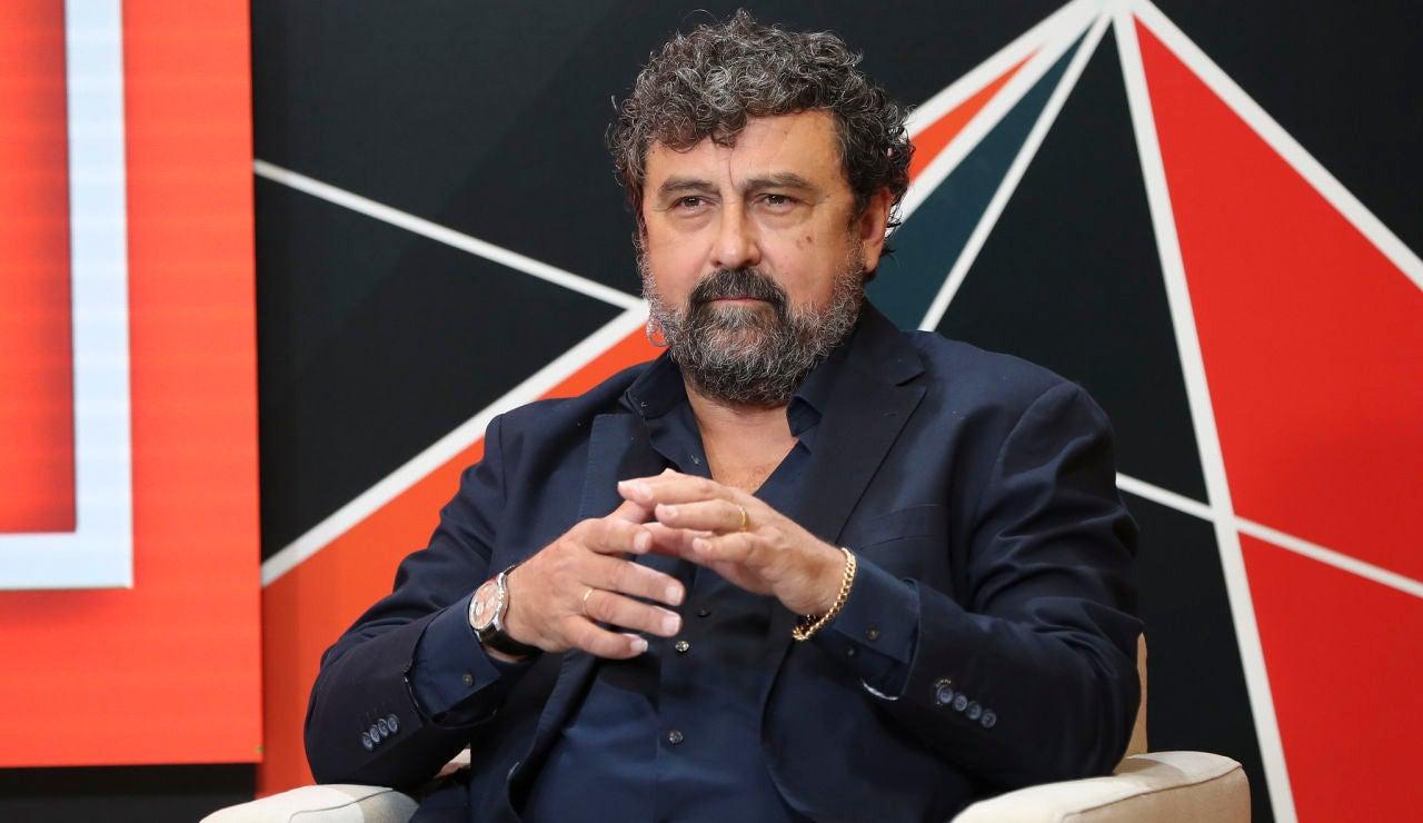 Paco Tous presenta 'Los hombres de Paco'