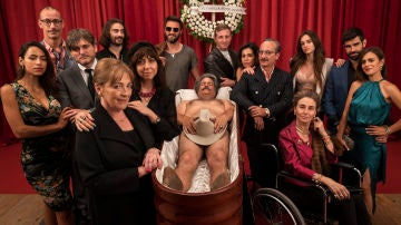 Descubre 'Deudas': las primeras imágenes de la nueva serie de Antena 3