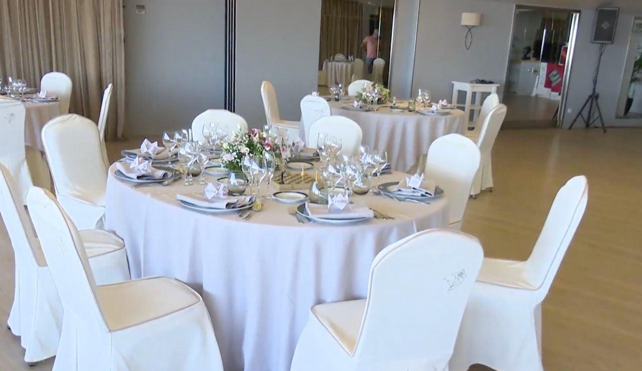 Medidas restrictivas en bodas en Andalucía