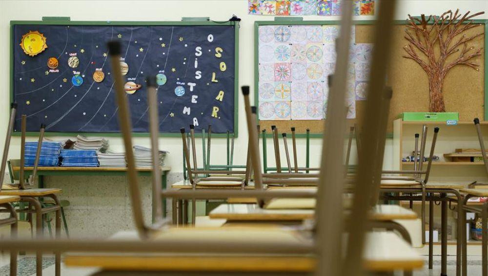 Imagen de un colegio