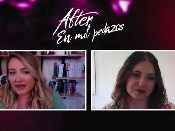 Entrevistamos a Anna Todd, creadora de 'After'