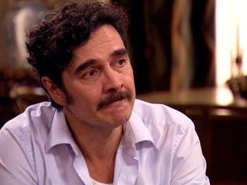 Ordóñez deja de lado su orgullo y le cuenta su secreto a Inma