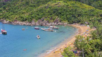 Océano Atlántico en Brasil