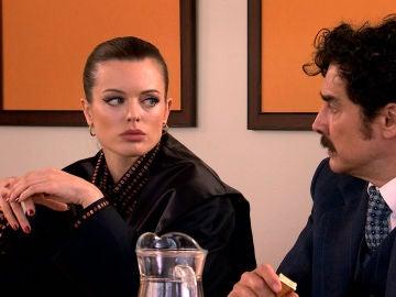 Guillermo y Lourdes, duramente enfrentados en el juicio contra Armando Ordóñez