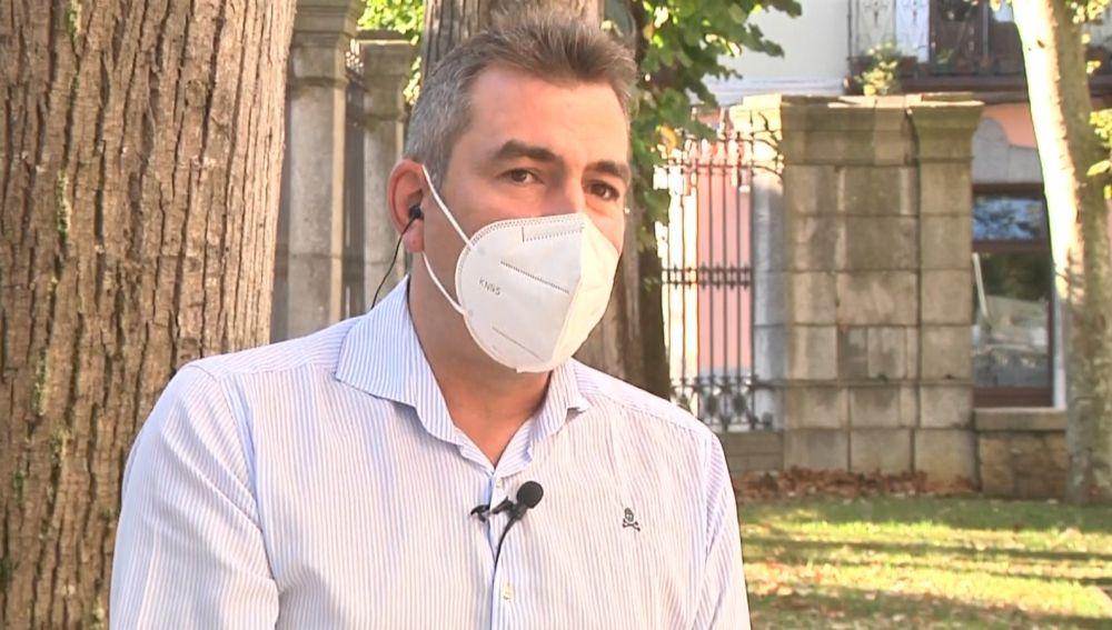 """Sergio Abascal, sobre el confinamiento en Santoña: """"Son medidas muy restrictivas, espero que se actúe igual con otros municipios"""""""