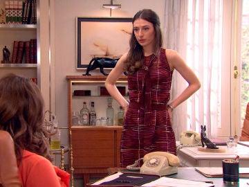 Marina le planta cara a Irene y toma una drástica decidión