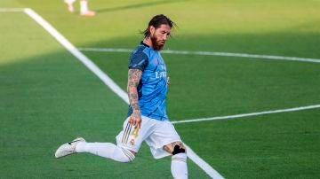 """Sergio Ramos: """"Messi se ha ganado el derecho de decidir, no sé si lo está haciendo de la mejor manera"""""""