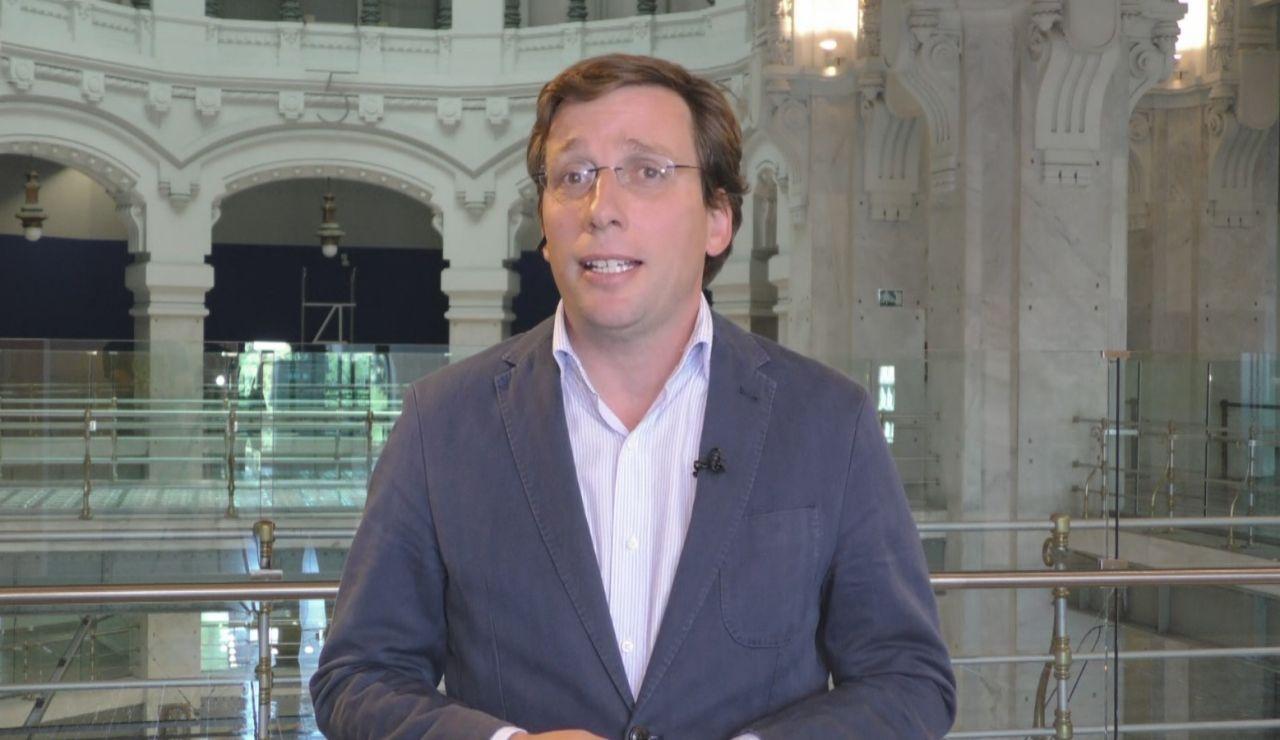 Coronavirus. Martínez Almeida, alcalde de Madrid