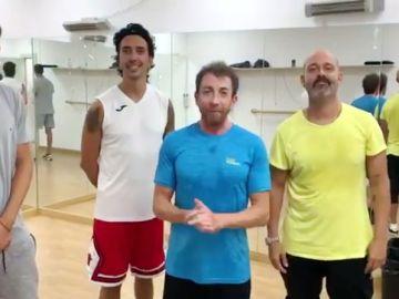 Pablo Motos revela la nueva canción de apertura de 'El Hormiguero 3.0' en un ensayo de la coreografía