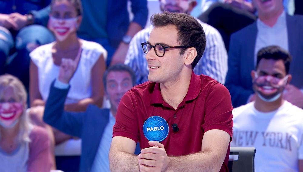 """Las cariñosas palabras de Pablo al cumplir 50 programas en 'Pasapalabra': """"Si he sido superfeliz, ha sido gracias a Nacho"""""""