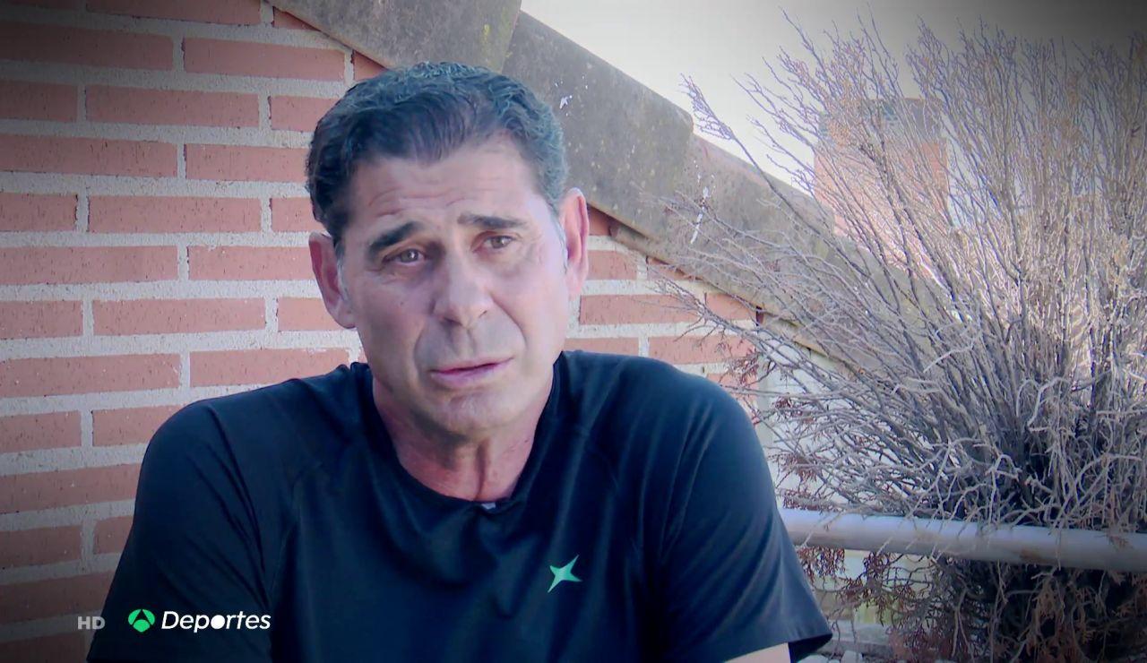 """La camiseta de Fernando Hierro que lucha contra el coronavirus: """"Cuesta creerlo, pero estamos convencidos"""""""