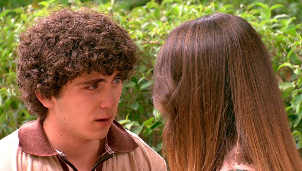 Manolín e Inma dan un paso atrás en su relación