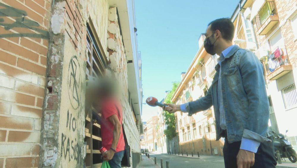 Los vecinos de Carabanchel, hartos de los conflictivos okupas, les denuncian por tráfico de drogas, peleas, prostitución e intentos de violación