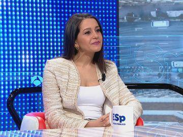 """Inés Arrimadas, líder de Ciudadanos: """"Me resulta muy difícil negociar con este Gobierno"""""""