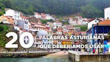 Palabras asturianas