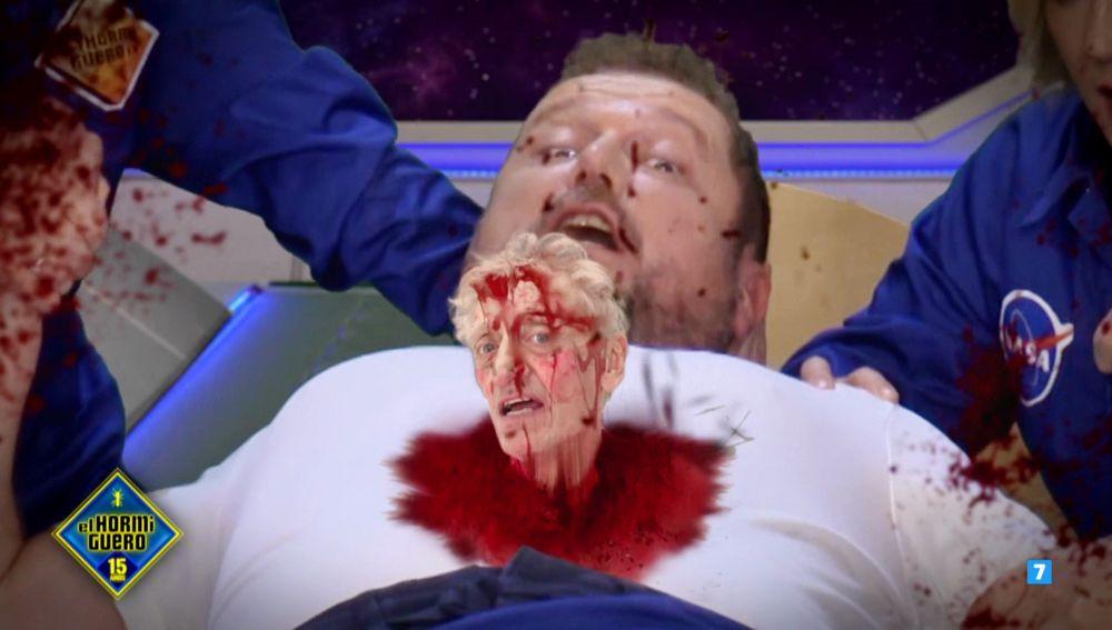"""El Monaguillo, """"abducido"""" por un famoso alien en la nueva temporada de 'El Hormiguero 3.0'"""