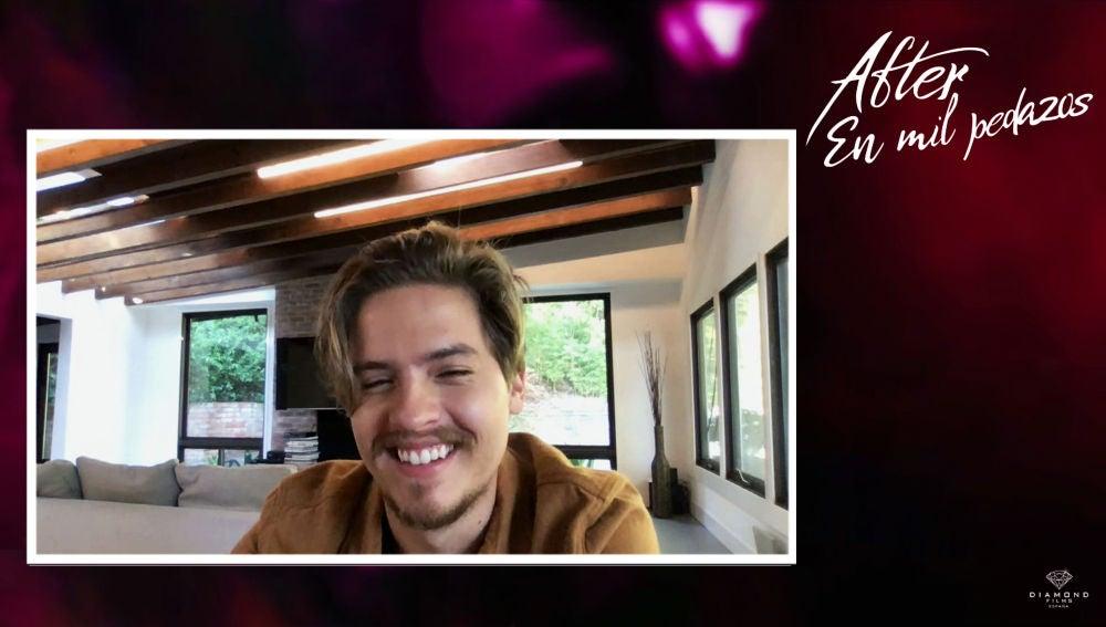 Entrevistamos a Dylan Sprouse por 'After. En mil pedazos'