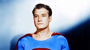 George Reeves como Superman