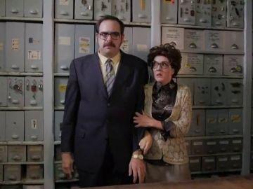 Se estrena en Madrid 'Con lo bien que estábamos', obra teatral cargada de humor y música