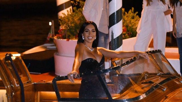 El impresionante tercer look de Georgina Rodríguez