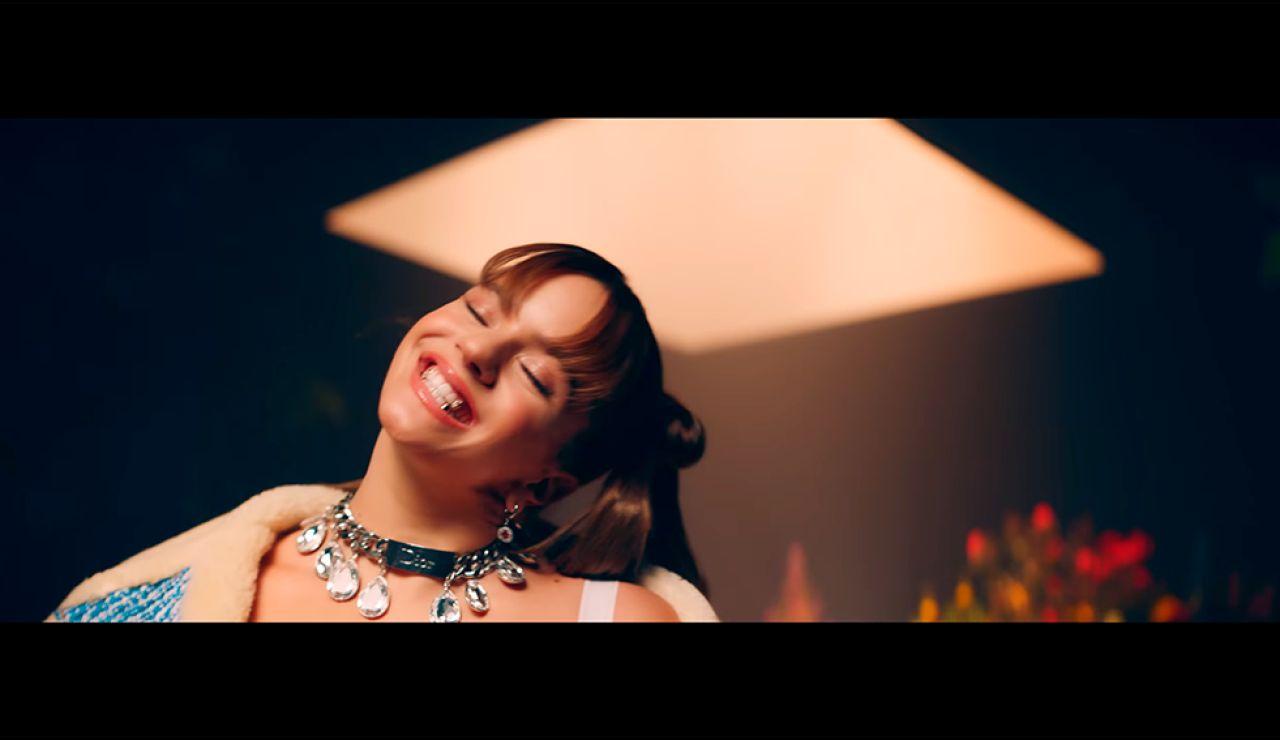 Así suena el remix de 'Relación', el nuevo tema de Rosalía con Daddy Yankee, Farruko y J Balvin