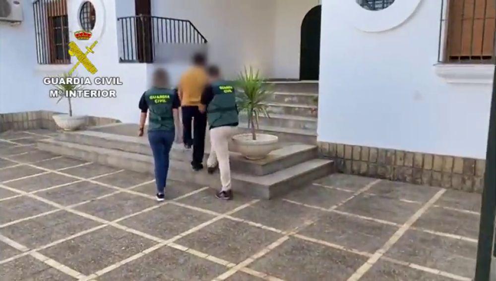 Detenido uno de los implicados en el tiroteo que hirió a tres guardia civiles en Cádiz
