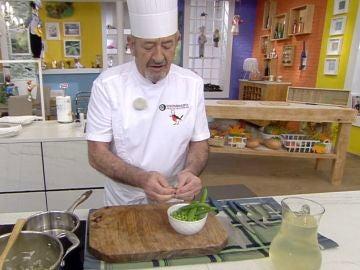 ¡Increíble!: El placer de comer guisantes frescos en la época