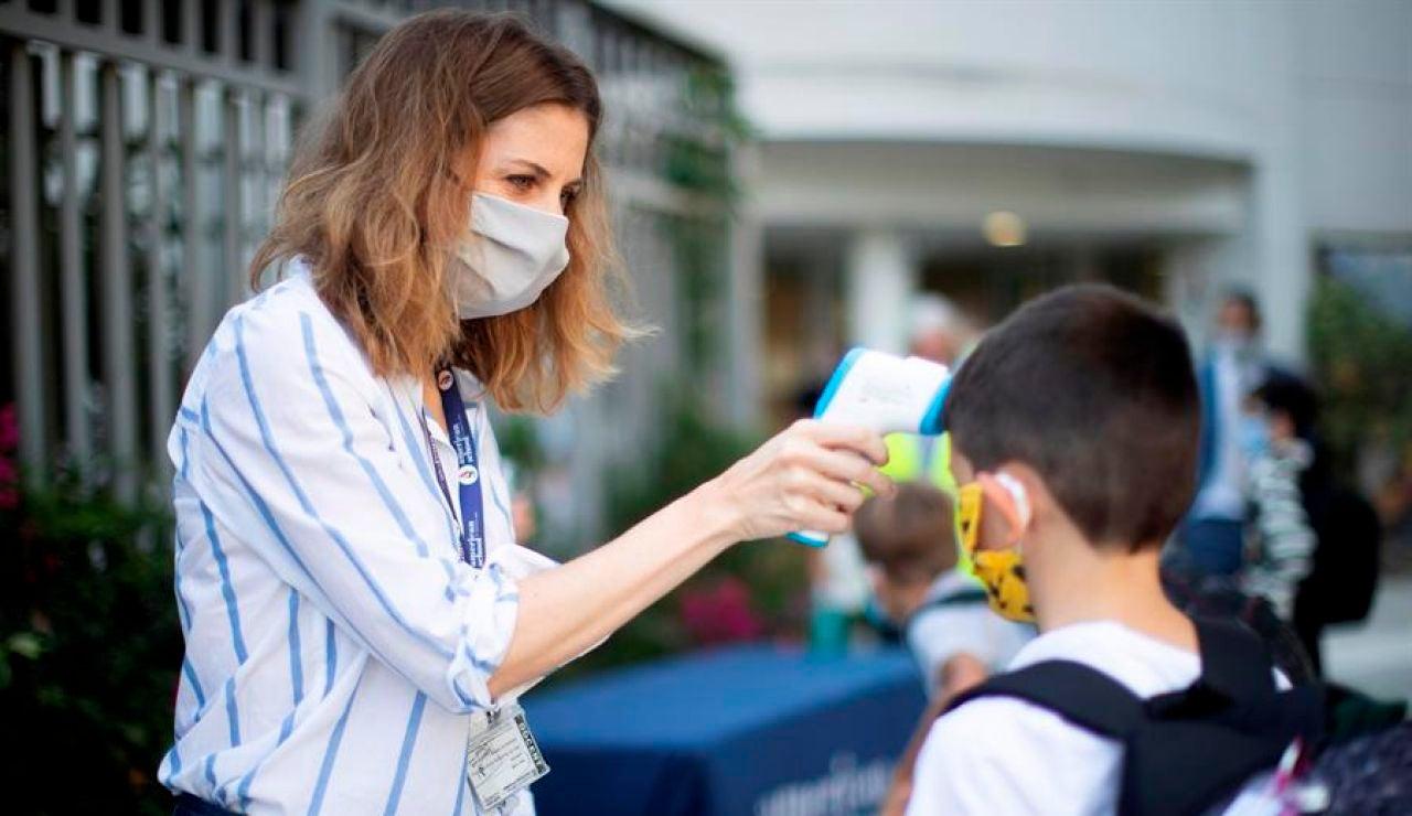 Medidas preventivas adoptadas en el colegio para afrontar la vuelta al cole