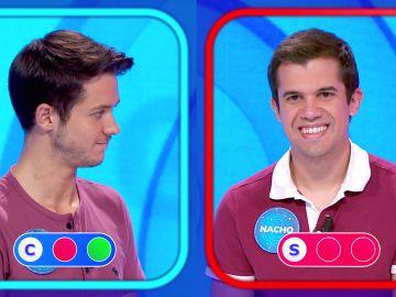 ¡Salta la sorpresa!: Nacho se despide de 'Pasapalabra' tras perder en la 'Silla Azul' pero dejando una huella imborrable