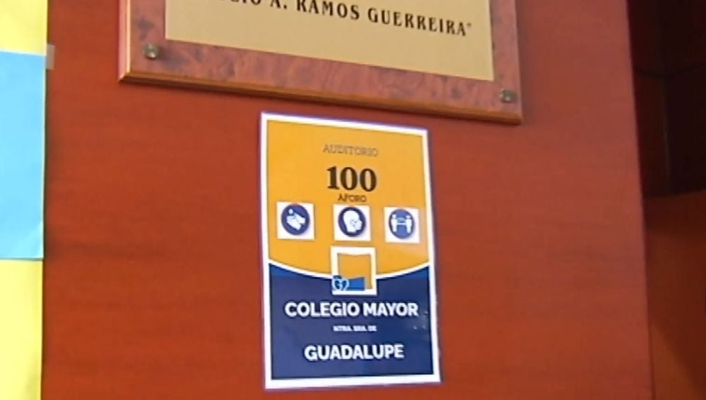Los colegios mayores y las residencias universitarias se preparan para este curso diferente por el coronavirus