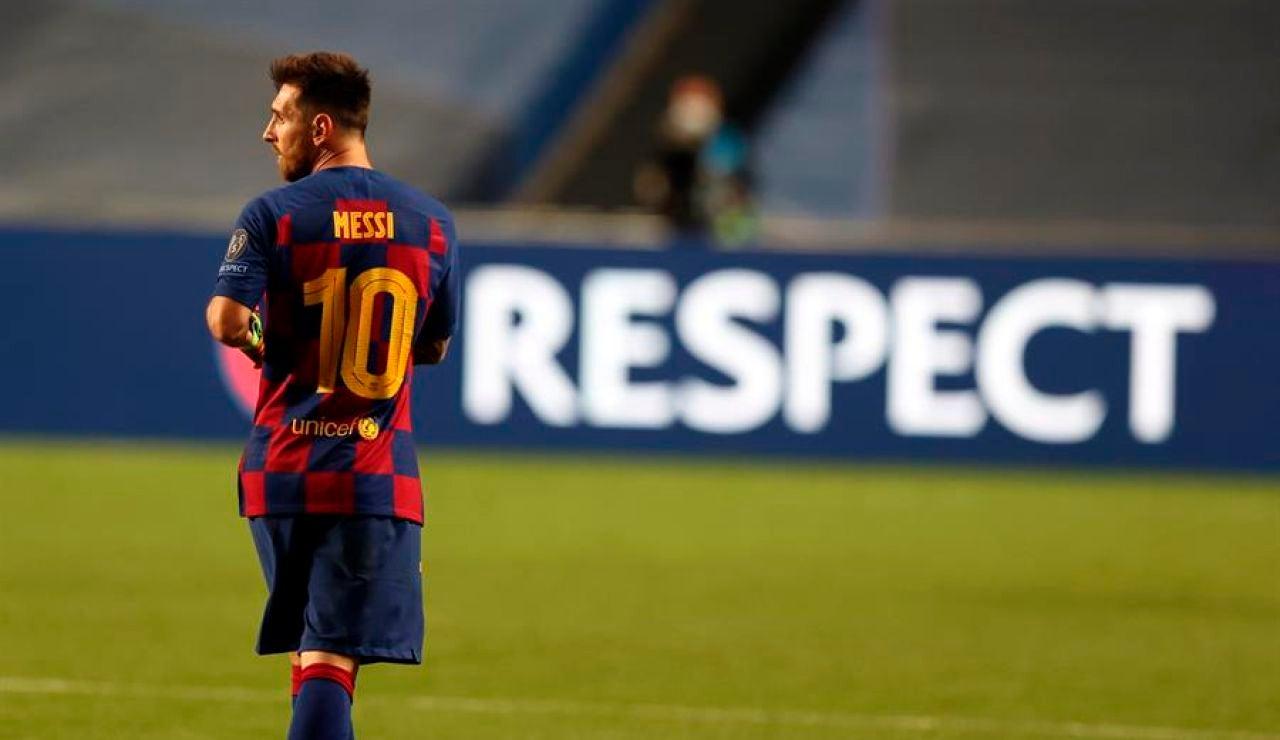 Leo Messi responderá al comunicado de la Liga sobre el contrato que le une al Barcelona y la cláusula de los 700 millones