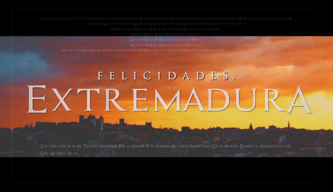 Atresmedia felicita a Extremadura por el día de su Comunidad