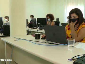 Así trabajan los rastreadores de coronavirus en Canarias
