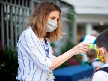A3 Noticias Fin de Semana (05-09-20) Medidas preventivas adoptadas en el colegio para afrontar la vuelta al cole