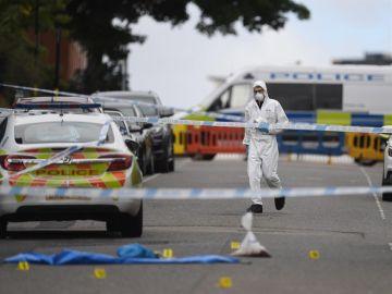 Un muerto y siete heridos tras varios apuñalamientos en Birmingham