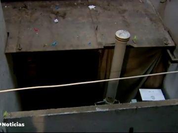 Los vecinos de un barrio de Girona denuncian que conviven con okupas y con un narcopiso
