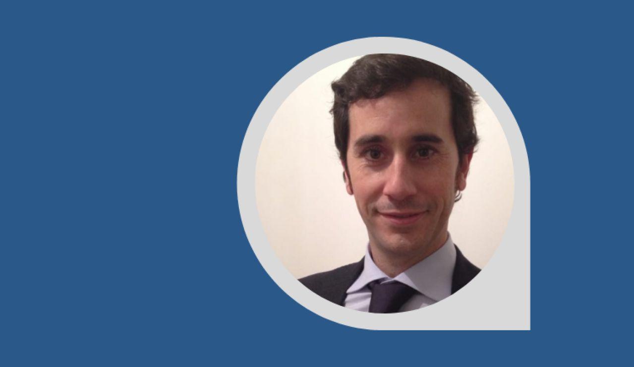 Jon Frías, profesor de Economía en la Universidad Europea de Canarias