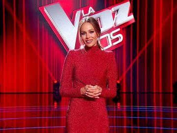 """Eva González agradece el premio Joan Ramon Mainat en el FesTVal: """"Qué maravilla es la tele, el lugar donde soy más feliz"""""""