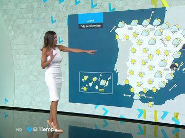Tu Tiempo (06-09-20) Precipitaciones y tiempo inestable en el noreste