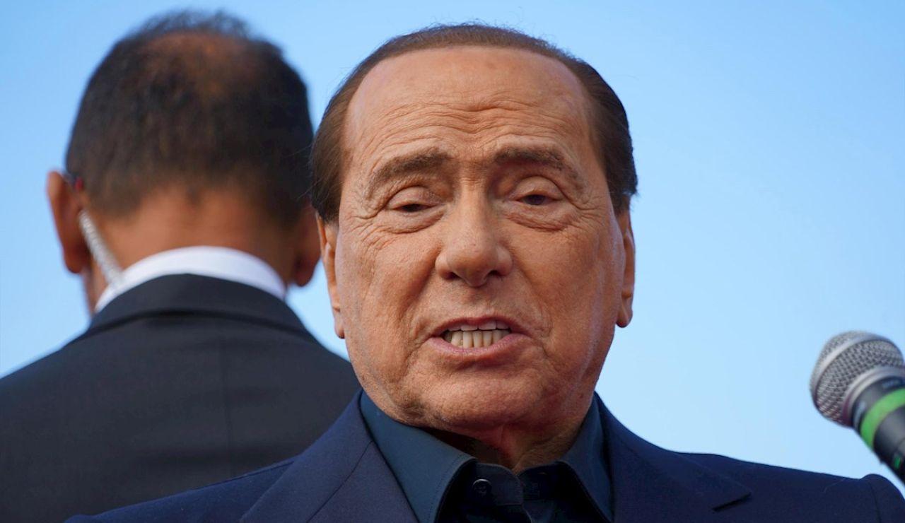 Imagen de archivo de Berlusconi