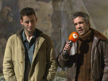 """Unax Ugalde y Daniel Ibáñez nos presentan 'La Valla': """"Asusta ver una realidad que es más cercana de lo que parece"""""""