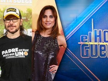 Santiago Segura y Toni Acosta en El Hormiguero